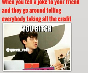 exo, hilarious, and kpop image