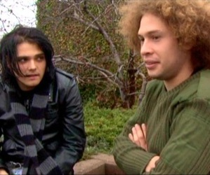 gerard way, ray toro, and my chemical romance image