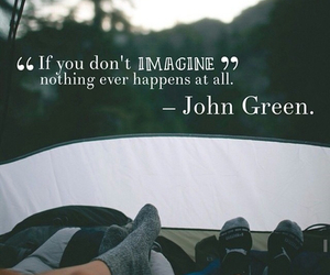 quote, book, and imagine image