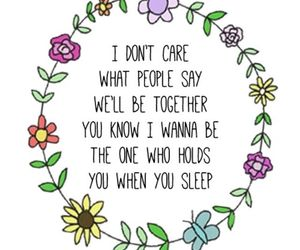 happily, one direction, and Lyrics image