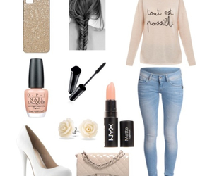 case, fashion, and nail lacquer image