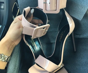 heels, shoes, and fashion image