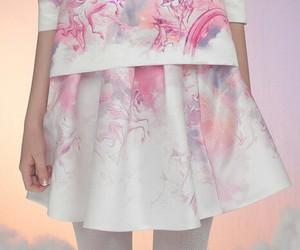 fashion, pink, and unicorn image