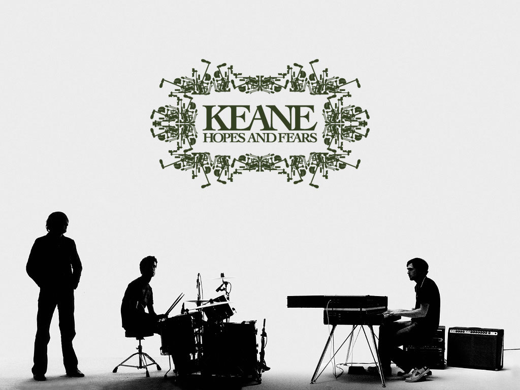 keane, music, and rock image