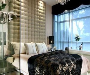 bedroom and luxury image