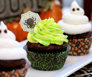 cup cake, doce, and cupcakes image