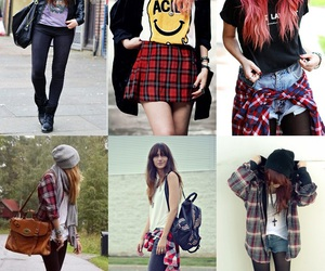 outfits, tumblr, and rockeros image