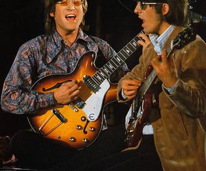 george harrison and john lennon image
