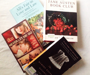 books, bookworm, and read image
