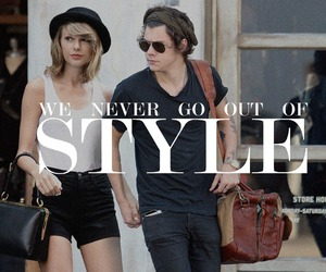 Taylor Swift, haylor, and Harry Styles image