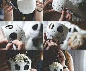 diy, Halloween, and cup image