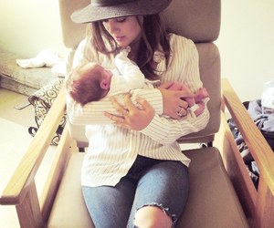 baby, lucy hale, and pll image