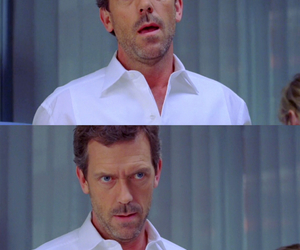 dr house and sexy image