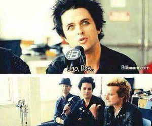 dos, green day, and tre image