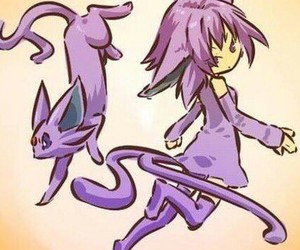 pokemon, espeon, and anime image