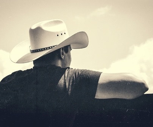 country, cowboy, and cowboy hat image