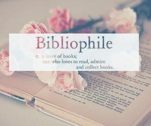 artsy, bibliophile, and books image
