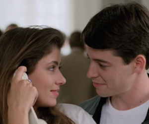 ferris bueller, ferris bueller's day off, and sloane peterson image