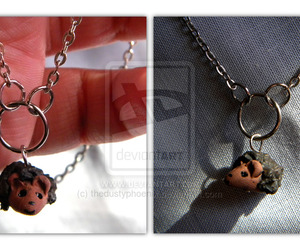 charm, jewelry, and hedgehog image