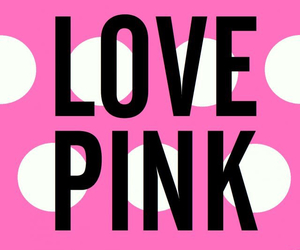 pink, love, and wallpaper image