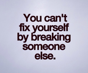 quotes, fix, and yourself image