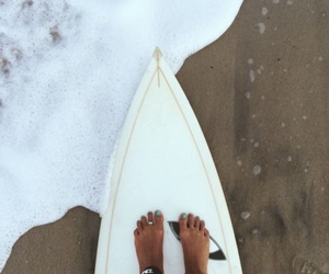 surfboard, summer#, and beach# image