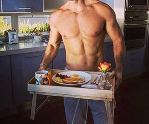 sexy, breakfast, and Hot image