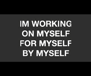 quotes, motivation, and myself image