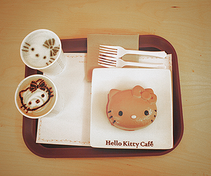 hello kitty, cute, and sweet image