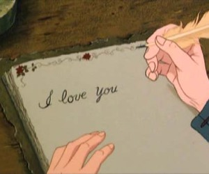 cartoons, love, and the last unicorn image