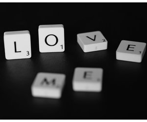 love, love me, and me image