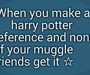 funny, movie, and potter image