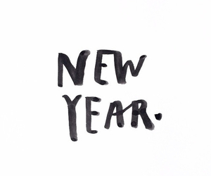 new year, quotes, and article image