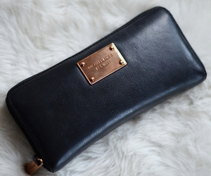 bag, luxury, and wallet image