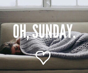 bed, home, and Sunday image