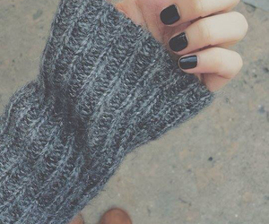 black, fashion, and hipster image