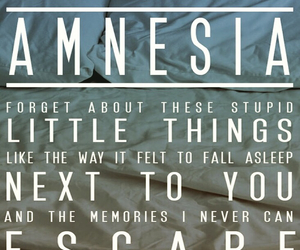 amnesia and 5sos image