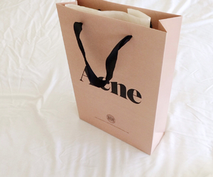 acne, acne studios, and pink image