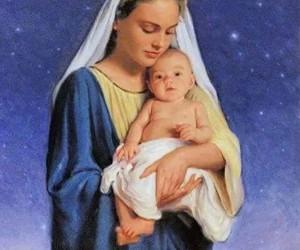 beauty, born, and faith image