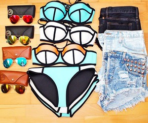 style and sunglasses image