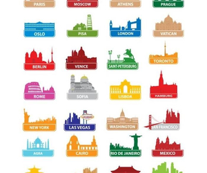 travel, place, and city image