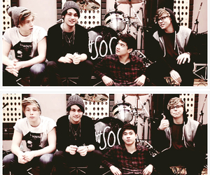 band, 5 seconds of summer, and 5sos image