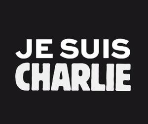jesuischarlie, charlie, and paris image
