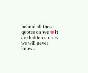 true, weheartit, and quote image