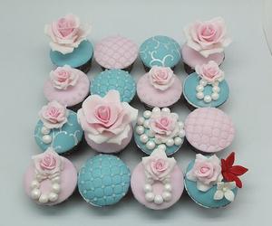 birthday, blue, and Cake Decorating image