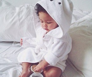 baby, cute, and beauty image