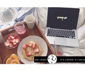 banana, bed, and breakfast image
