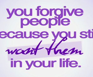 forgive, people, and quotes image