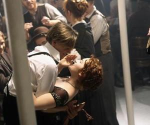 titanic, love, and dance image
