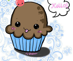 cupcake, swag, and cute image